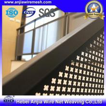 Perforierte Metall Mesh für Gebäude mit hoher Qualität und günstigen Preis
