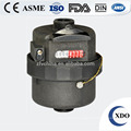 Hot sale factory price DN15-50 liquid piston calss D volumetric water meter