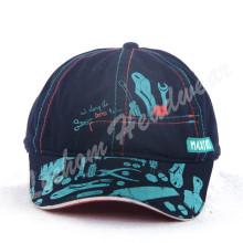 Мода Красочные печати Дети Детские Детские шапки