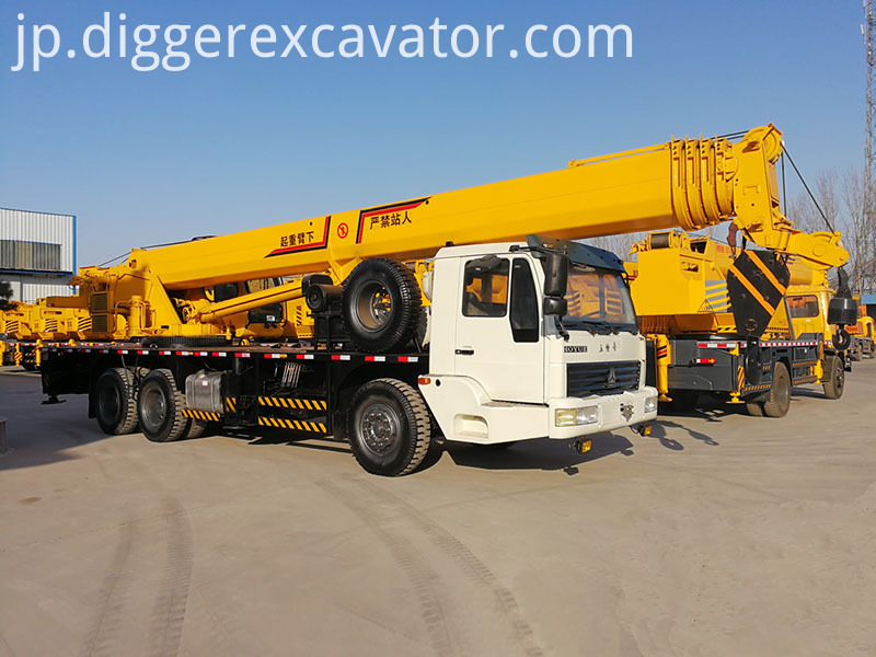 Hydraulic Truck Crane Price List