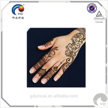Real Simple Arabic Mehndi Designs Temporary Tattoo Sticker