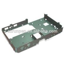 Estampación de la carcasa de la máquina electrónica de aluminio