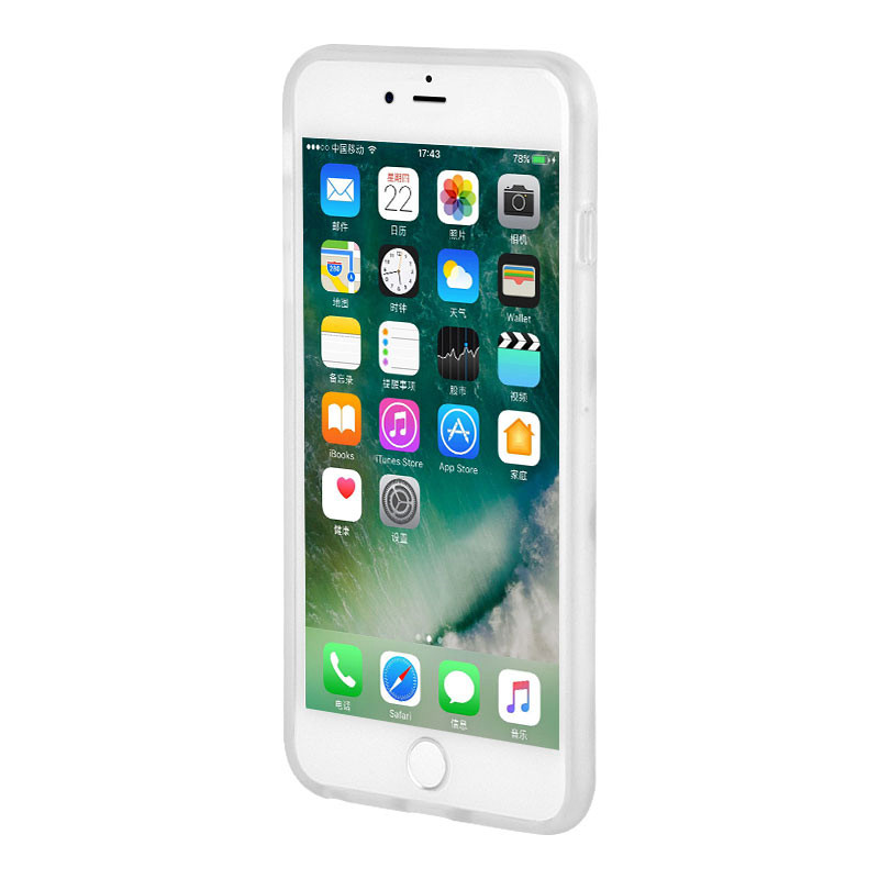 Anti-yellowing IMD iPhone6s Plus Cover
