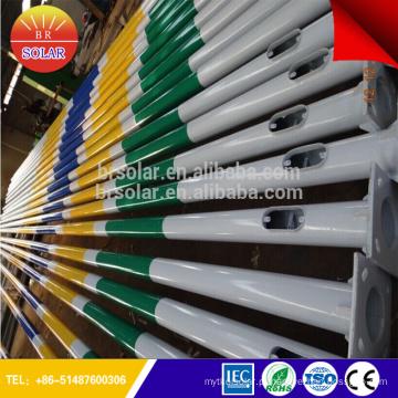 China fornecedores preço de fábrica 2 M Para 30 M elenco poste de luz de rua de alumínio