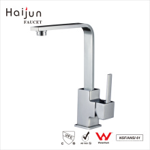 Haijun Factory Direct The ISO 9001:2008 Single Hole Durable Kitchen Tap Faucet