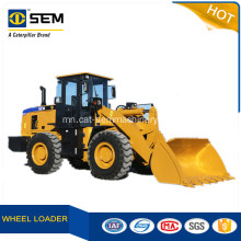 SEM632D Loader With 2.5m3 Bucket
