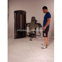 Máquina assentada comercial da onda do bíceps do equipamento Multifunctional da aptidão