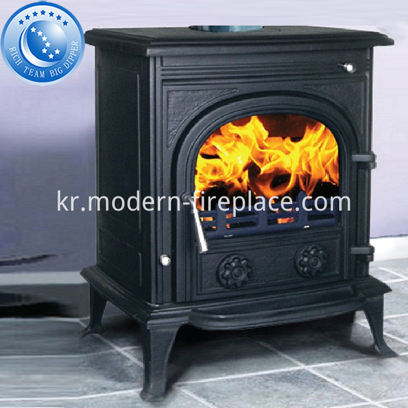 12KW Cast Iron Wood Burning Stoves