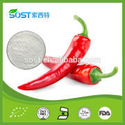 High quality factory hot sale capsaicin extract powder