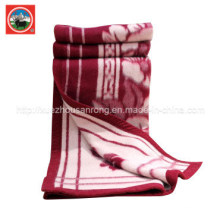 Tibet-Sheep Wool Blanket/′ Cashmere Fabric/ Yak Wool Textile/Bedding