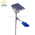 Aluminumn alloy reliable manufacturer 30W solar street light photocell with 5m high pole