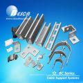 Швеллеры стальные с пружинной гайкой (ул,кул,нема,МЭК,се,ИСО)