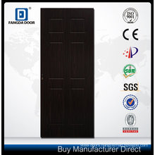 Fangda best price pvc mdf door