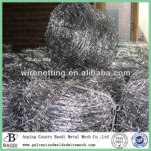 cheap galvanized barbed wire price per roll