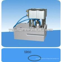 Furador oval para sacos de plástico sacos/não tecido, máquina para sacos de perfuração