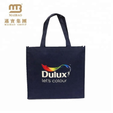 Wholesale Cheap Custom Logo Design Printing Durable Reusable Quilted Non Woven Large Shopping Bag