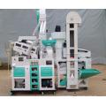 prix de machine de moulin à riz combiné entièrement automatique