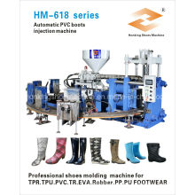 PVC Rain Boots Injection Machine