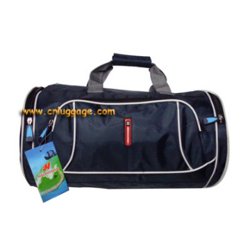 600D Polyester big foldable travel bag
