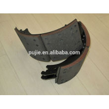 High qualtiy BPW 4515q brake shoe