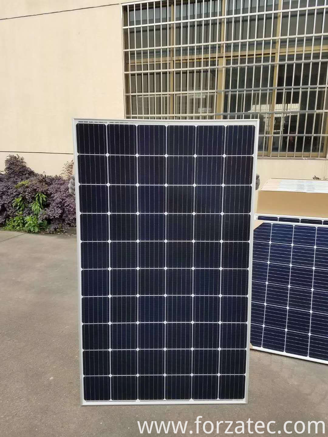 Silicon Solar Panel 6 busbar