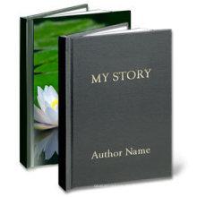 Cuaderno para escribir en el cuaderno de cubierta dura del OEM para la escuela y la oficina