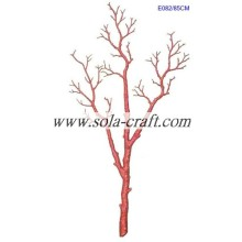 Happy Shopping Artificial rama de árbol decorativo con 84CM