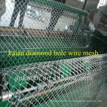 Venta caliente 2013 anping KAIAN malla de alambre del diamante (30 años fábrica)