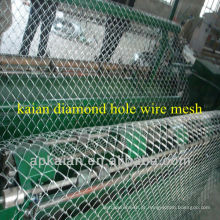 Venda quente 2013 anping KAIAN malha de arame do diamante (30 anos de fábrica)