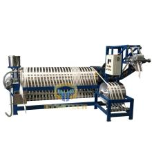 Zipper Drying and Ironing Setting Machine