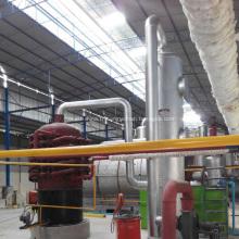 Colonne de distillation atmosphérique de pétrole brut atmosphérique
