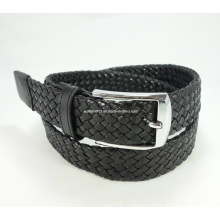 Fashion Webbing Leather Waist Belt
