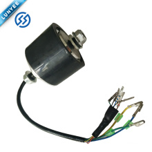 3 Inch Hub Motor With Tire Brushless Hub Motor 24v 36v 120w 150w 180w