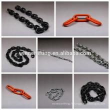 alliage d'acier ASTM80 G70 G80 chaînes de levage