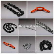 alloy steel ASTM80 G70 G80 lifting chains