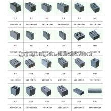 Yugong produit unique! Machine automatique de fabrication de briques avec un bon éloge public