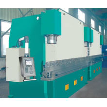 máquina de corte hidráulica da chapa de aço do metal