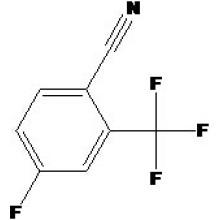 4-Fluor-2- (trifluormethyl) benzonitril CAS Nr. 194853-86-6