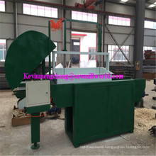 4 Axle 16 Blades Horse Bedding Used Electric Wood Shaving Machine