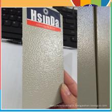 Hsinda Ral7032 Big Wrinkle Texture Powder Coating