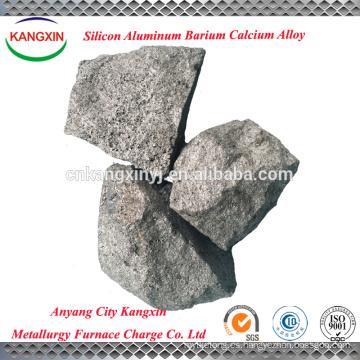 Aleación de calcio del bario del aluminio del silicio para la necesidad del cliente