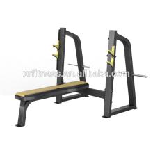 Máquina de ejercicios para gimnasio comercial Flat press de banca XP29