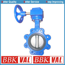Lug Type Butterfly Valve Wras genehmigt