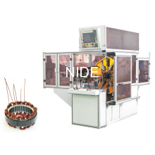 Автоматическая машина обмотки катушки статора