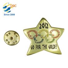 Cartoon-Design mit Ihrem eigenen Logo Großhandel benutzerdefinierte Emaille Pin