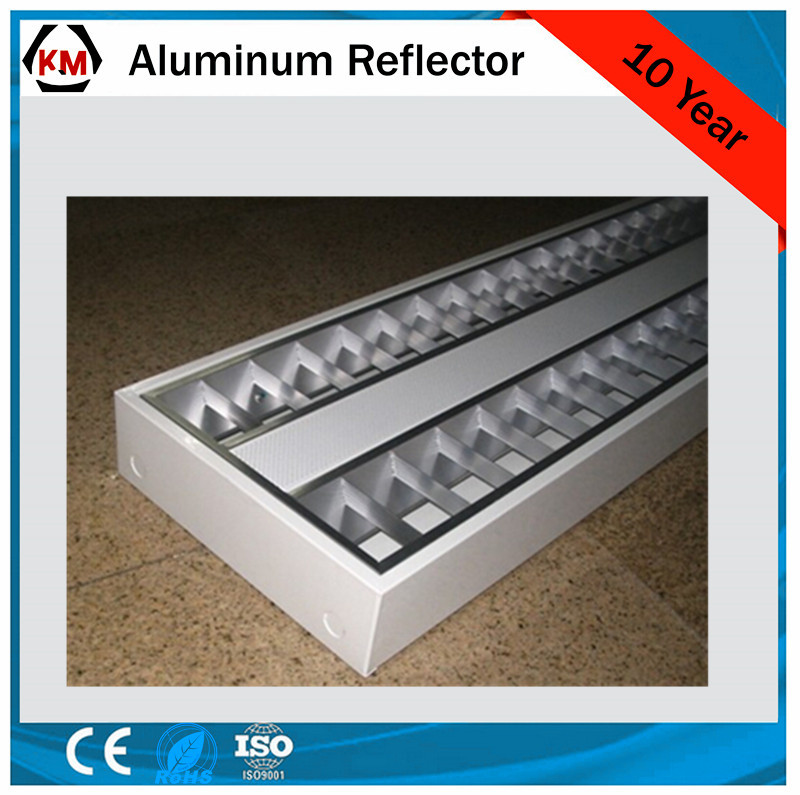 fluorescent light reflector kit aluminum reflector