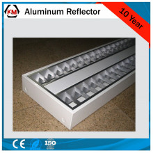led reflector design material