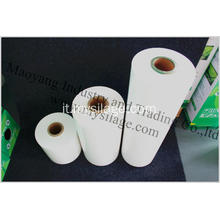 LLDPE Silage Stretch Film Width750 Colore bianco