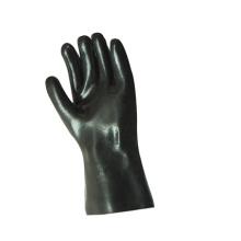 Gant industriel à finition lisse néoprène noir-5342