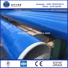 SA2.53 layer pe coating anti-corrosion seamless steel pipe